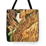 Artist Point View Tote Bag