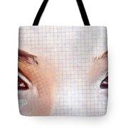 Artistic Eyes Tote Bag