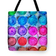 Artistic Inspiration  Tote Bag