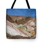 Artist's Colors Tote Bag