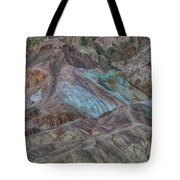 Artists Pallet Death Valley Ca Img 0448 Tote Bag