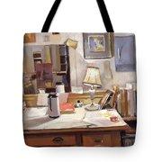 Artist's Studio Tote Bag