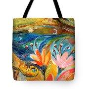 Artwork Fragment 08 Tote Bag