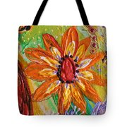 Artwork Fragment 103 Tote Bag
