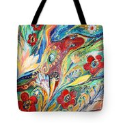 Artwork Fragment 22 Tote Bag