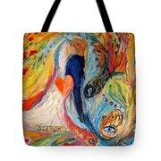 Artwork Fragment 23 Tote Bag