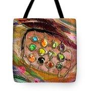 Artwork Fragment 43 Tote Bag