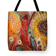 Artwork Fragment 59 Tote Bag
