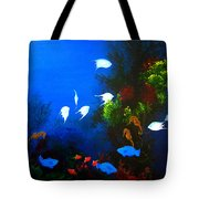 Aruba Reef Tote Bag