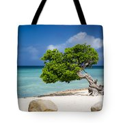 Aruba Tree Tote Bag