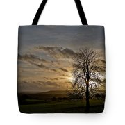 As Clouds Pass By Tote Bag