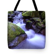 As If Heaven Was A Calmly Place Tote Bag