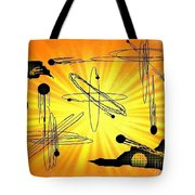 As It Was In The Beginning Is Now And Ever Shall Be Tote Bag