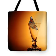 As Light As A Butterfly Tote Bag