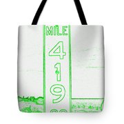 As Pure As It Gets Inverted Tote Bag