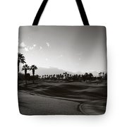 As Shadows Spread Across The Land Tote Bag