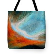 As She Flys Tote Bag