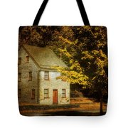 As The World Passes By Tote Bag
