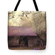 As Time Goes By Tote Bag