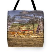 As We Age Tote Bag