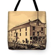 Asbury Park New Jersey Ormerod Boat Builder Tote Bag