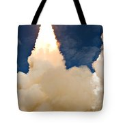 Ascending Atlantis Tote Bag