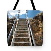 Ascending Tote Bag