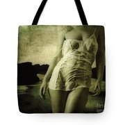Ascending From The Sea Tote Bag