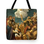 Ascension Of Christ Tote Bag