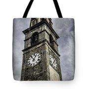 Ascona Clock Tower Tote Bag
