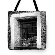 Ascona Window Bw Tote Bag