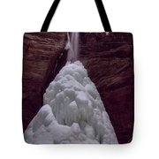 Ash Cave In Hocking Hills Tote Bag by Dan Sproul