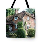 Ashers Farmhouse Five Bells Lane Nether Wallop Tote Bag