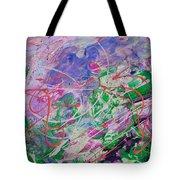 Ashes In The Wind Tote Bag