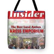 Asheville Insider Magazine Tote Bag