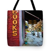 Ashland Bookstore Tote Bag