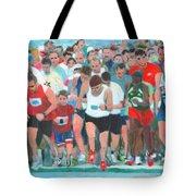 Ashland Half Marathon Tote Bag