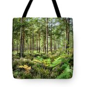 Ashley Heath Forest Tote Bag