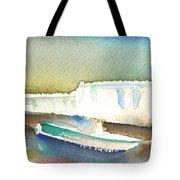 Ashore In Lanzarote Tote Bag