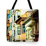 Asia Town Tote Bag