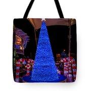 Asian Christmas Display Tote Bag