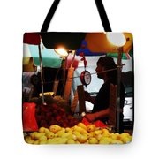 Asian Pears - Chinatown New York  Tote Bag