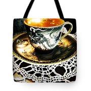 Asian Teaware Tote Bag