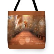 Ask And It Shall Be Given Tote Bag