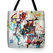 Asking For A Widening Of Thought 2 Tote Bag