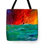 Asking For Help Tote Bag