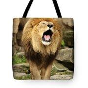 Aslan's Roar Tote Bag