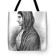 Aspasia (c470-410 B Tote Bag