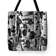 Aspen Art Tote Bag