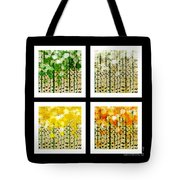 Aspen Colorado Abstract Square 4 In 1 Collection Tote Bag